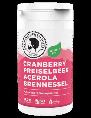 Cranberry-Preiselbeer-Acerola-Brennes...