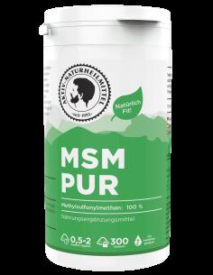 MSM Pur (3-6 Monatskur)