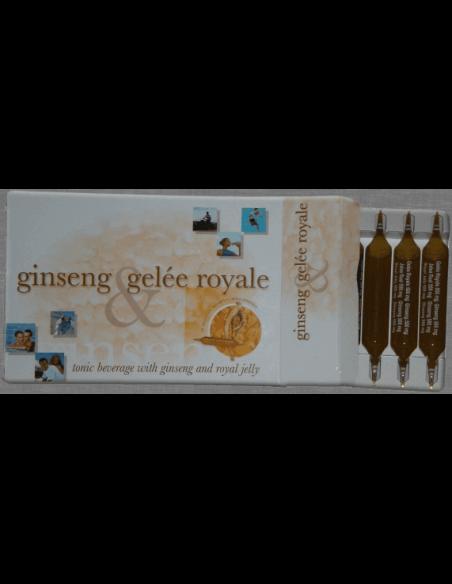 Gelee Royale & Ginseng Ampullen